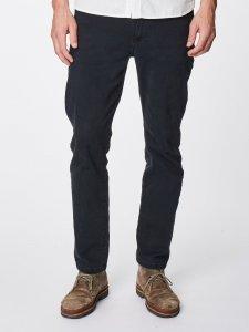 Jeans uomo Marcus neri in cotone biologico