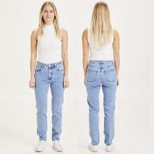 Jeans Mom IRIS Light Blue in Cotone biologico