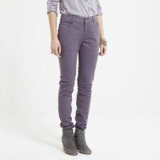 Jeans skinny in cotone equosolidale Grigio scuro