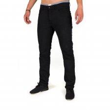 Jeans Uomo Active Nero in Cotone Biologico