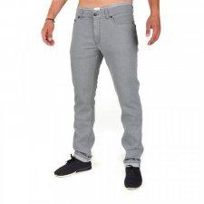Jeans Uomo Active Grigio in Lyocell TENCEL e Cotone Biologico riciclato