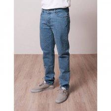 Jeans Uomo Active Blue in Lyocell TENCEL™ e Cotone Biologico riciclato