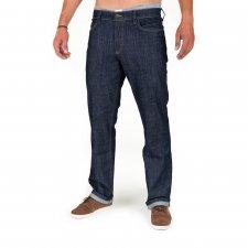 Jeans Uomo Functional Denim Scuro in Cotone Biologico