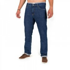 Jeans Uomo Functional Stone Washed in Cotone Biologico