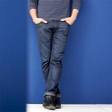 Jeans uomo in cotone biologico