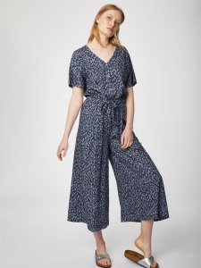Jumpsuit Rametto fantasia floreale in Bamboo