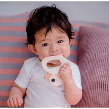 Kawan natural rubber teether