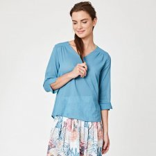 Kendra organic cotton blouse