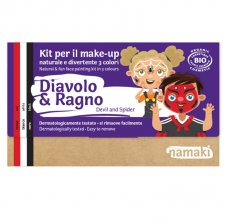 Kit make up bio 3 colori Diavolo e Ragno