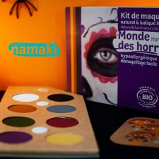 Kit organic make up Horrors Show