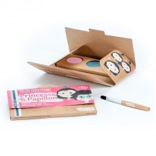 Kit organic make up Princess and Butterfly