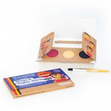 Kit organic make up Ninja and Superhero