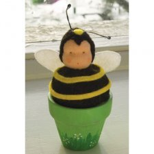 Kit Dolls in a Pot: Bee