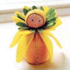 Kit Season Dolls: Little Daffodill