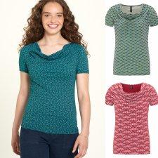 VITISA short sleeve t-shirt in organic cotton