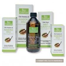 Olio di Mandorle dolci qualità Alimentare 250-500-1000ml BioEssenze