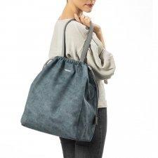 LA MONNALISA SHOPPER BAG