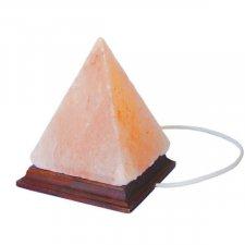 Lampada di Sale Rosa dell' Himalaya Piramide