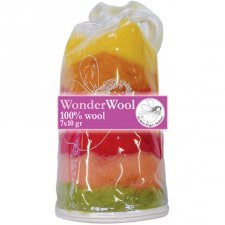 Lana Wonder Wool - 7 Tinte Calde