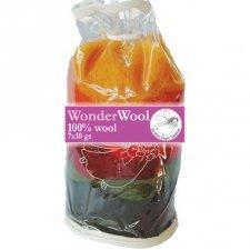 Lana Wonder Wool - 7 Tinte Foresta