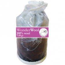 Lana Wonder Wool - 7 Tinte Naturali 00