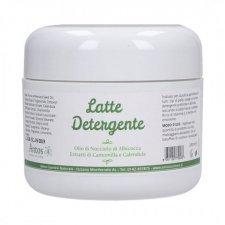 Latte detergente in barattolo per tutti i tipi di pelle