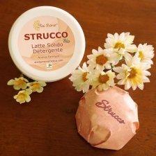 Latte Solido Detergente Strucco bio vegan