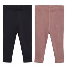 Leggings Baby Lee in misto lana e bamboo