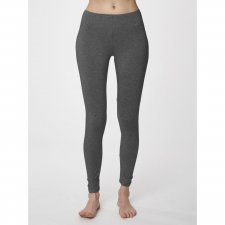 Leggings Graphite Thought in bamboo and organic cotton