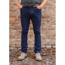 Jeans in organic cotton