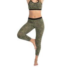 Leggings Yoga 7/8 in Cotone bio-equo