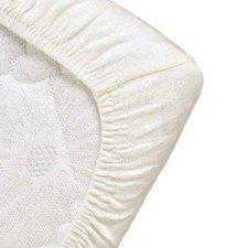 Lenzuolo Lettino con angoli cotone biologico 70x140
