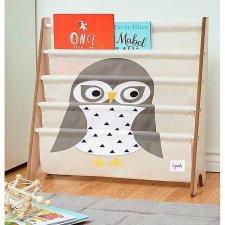 Libreria Frontale Montessoriana per Bambini - Gufo