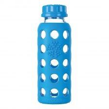 Lifefactory - Bottiglia biberon in vetro con tappo 250ml