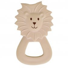 Lion Teether - 100% Natural Rubber