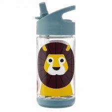 Lion water bottle in Tritan