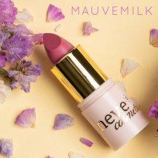 Lip balm ammorbidente colorato Mauvemilk Vegan
