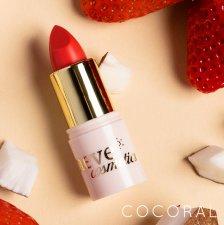Lip balm nutriente colorato Cocoral Vegan