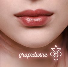 Lip balm antiage colorato Grapedivine Vegan