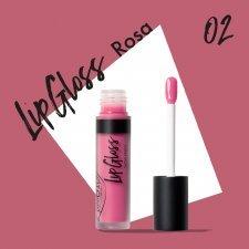 Lipgloss 02 Rose puroBIO