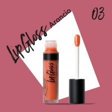 Lipgloss 03 Orange pureBIO
