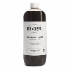 Liquid black soap Fer a Cheval