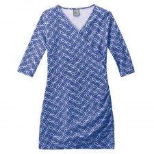 Longshirt Scarlett for woman in hemp