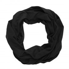 Loop scarf in organic cotton