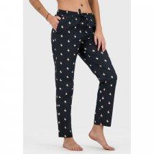 Lounge pants Miryam in organic cotton