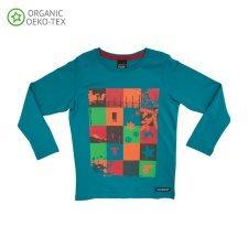 Maglia t-shirt Street in cotone biologico