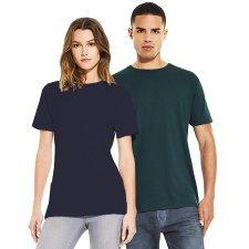 T-shirt unisex ECOVERO™ in Viscosa e Cotone Biologico