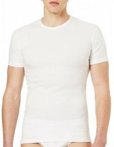 Maglietta girocollo in caldo cotone biologico