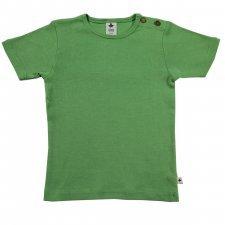 Maglietta T-shirt 100% cotone biologico Verde Bosco