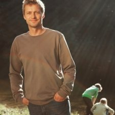 Man sweatshirt  in organic cotton